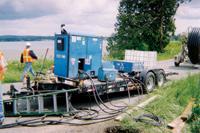 Grundoburst 400G Static Bursting System.