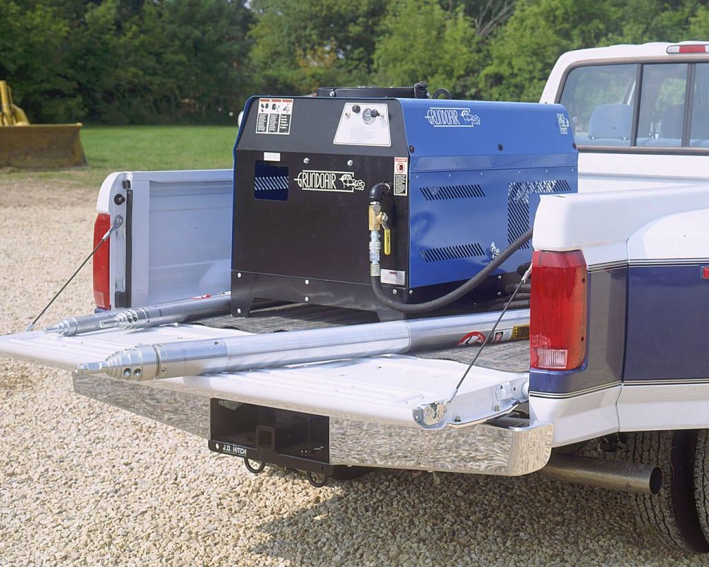 GRUNDO-AIR® Air Compressor   TT Technologies, Inc
