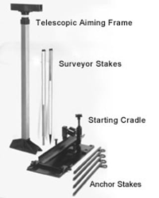 GRUNDOMAT® Aim Launch Kit