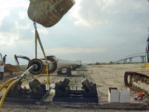 Horizontal directional drill Pullback Assist