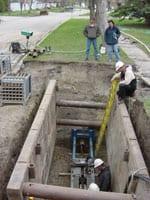 Kemper Construction Bursting