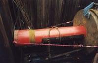 Large Diameter Ram