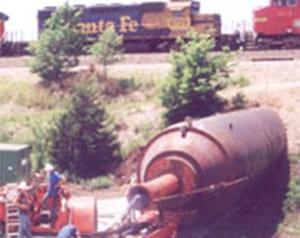 Railroad Applications