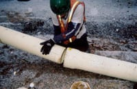 Static Pipe Bursting & PVC