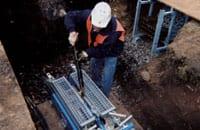 Static Pipe Bursting & PVC