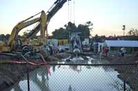 Sunland Construction Drill Rig