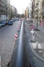 Swage Lining in Berlin, Germany