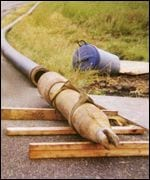 Trenchless Water Main