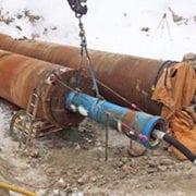 LTL using a Grundoram pipe ramming machine.
