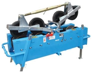 BKS 1200 Cable & Pipe Pusher