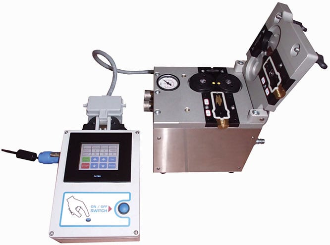 Microflow Touch Blower