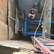 D'Allessandro Corp Exit Pit