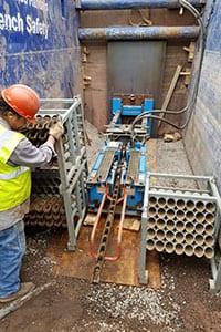 Duluth Grundoburst Pipe Bursting