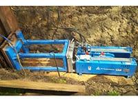 WaterOne Grundoburst Static Pipe Bursting Machine