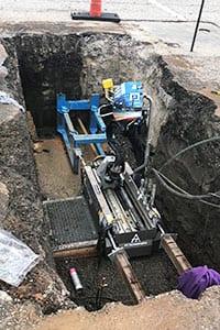 WaterOne Grundopit Mini-Directional Drill