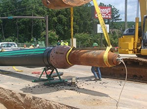 "Feature image for ""Big Burst in the Sunshine State PUCC Takes on a 36-inch Force Main in Tallahassee"" article."