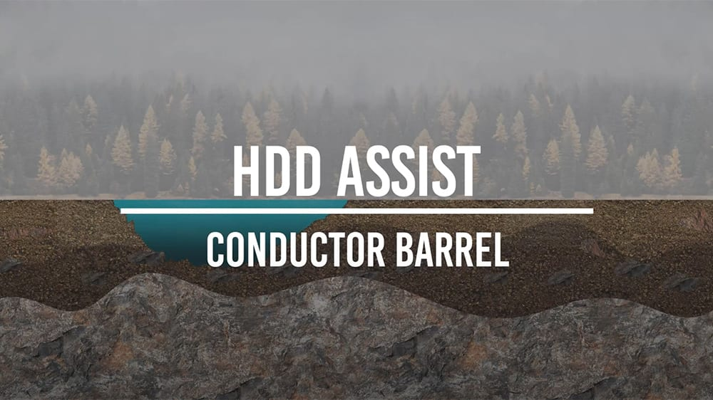 Hdd Assist Conductor Barrel Animation Image